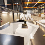 EPS mallen in productie