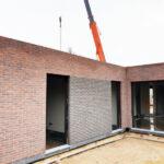 Woningbouw met E-ton wanden
