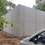 Villa Keerbergen prefab betonwanden