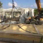 Villa Zuid-Frankrijk met prefab betonwanden