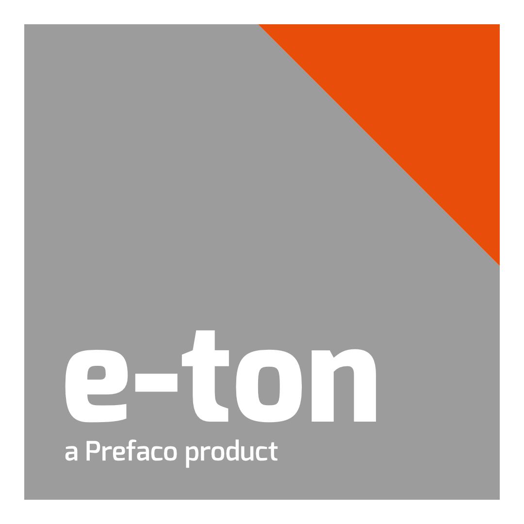 E-Ton logo